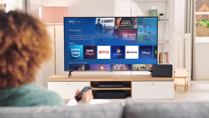 Amazon Prime Video app launches on Sky and NOW TV