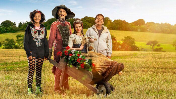 UK TV review: Worzel Gummidge: Saucy Nancy