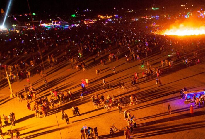 VOD film review: Spark: A Burning Man Story