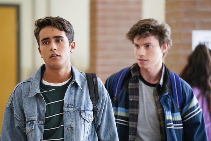 First look Disney+ UK TV review: Love, Victor (Season 1)