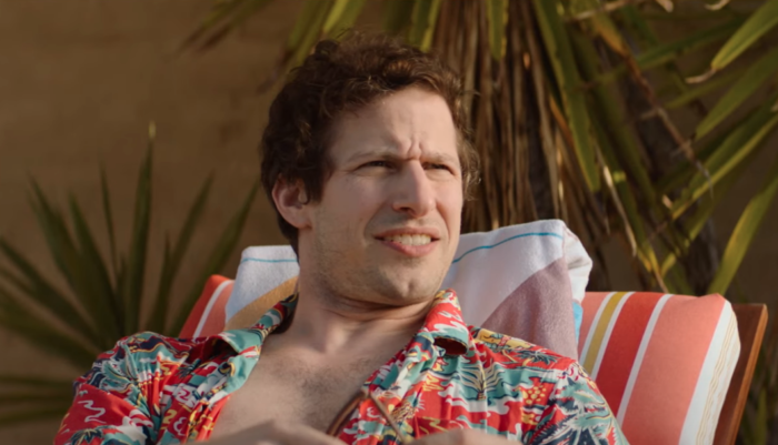 Andy Samberg heads to Apple for untitled sci-fi