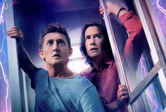 VOD film review: Bill & Ted Face the Music