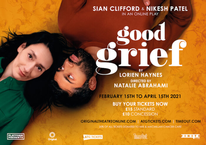 Digital theatre review: Good Grief