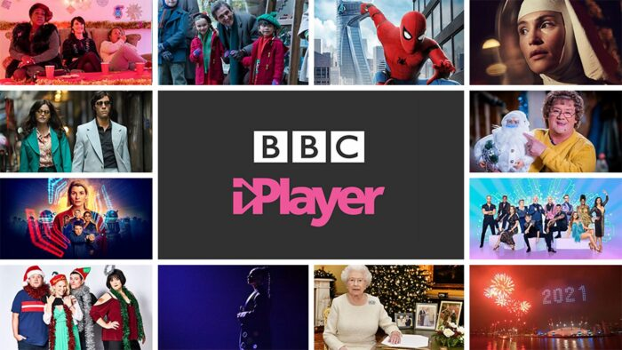 BBC iPlayer racks up record festive streams
