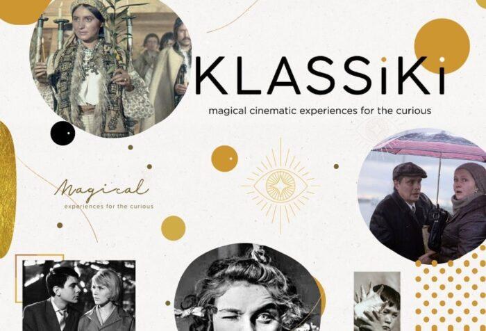 Klassiki: Kino Klassika launches Russian cinema streaming service