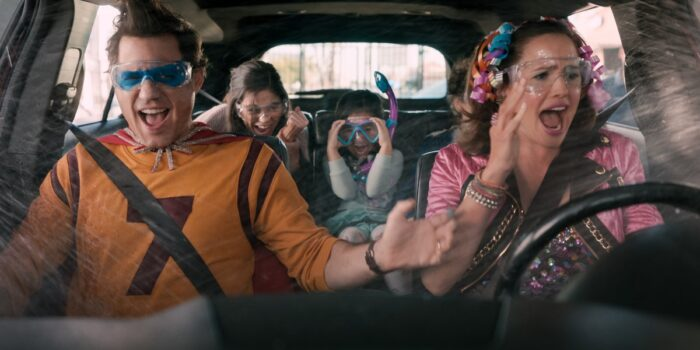 Jennifer Garner and Edgar Ramirez star in Netflix's Yes Day