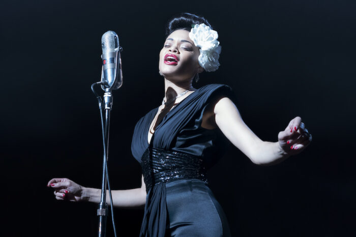 VOD film review: The United States vs Billie Holiday