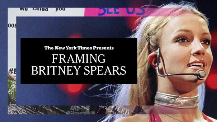 Framing Britney Spears gets UK TV air date