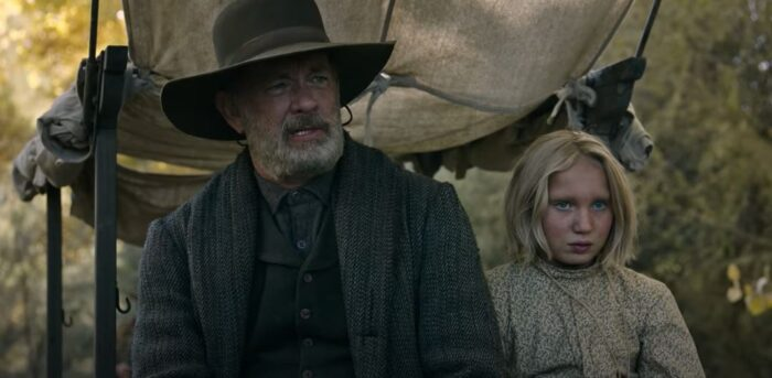 Netflix UK film review: News of the World