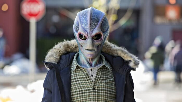 First look UK TV review: Resident Alien