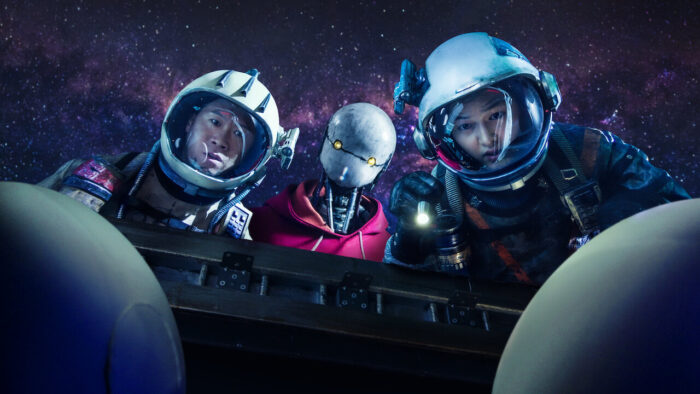 Netflix UK film review: Space Sweepers