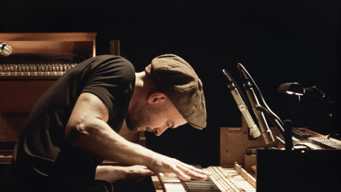 VOD film review: Tripping with Nils Frahm