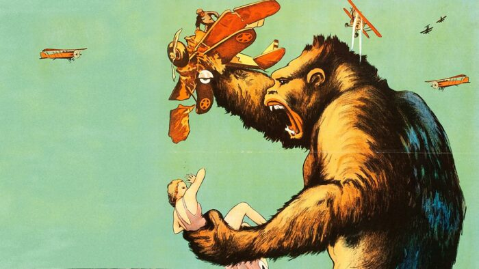 Beauty and the beast: Looking back at 1933's King Kong