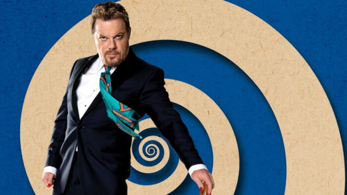 UK TV review: Eddie Izzard: Force Majeure
