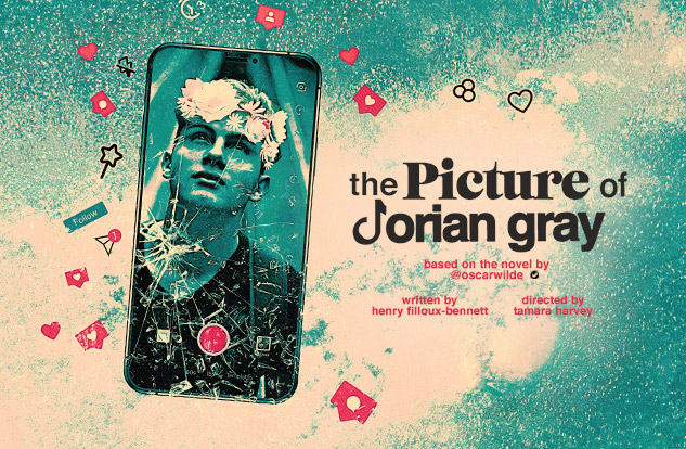 Digital theatre review: The Picture of Dorian Gray