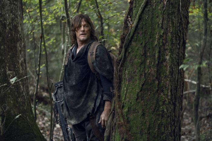 The Walking Dead heads to Star on Disney+ in UK
