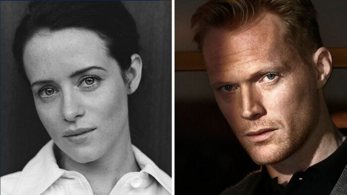 Claire Foy and Paul Bettany to star in BBC One's A Very British Scandal