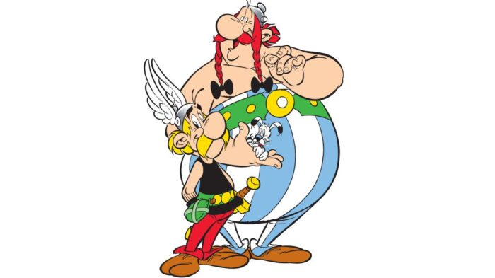 Asterix heads to Netflix for 3D animated series