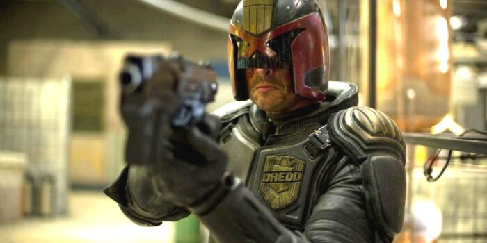 Netflix UK film review: Dredd