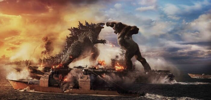 Godzilla vs Kong set for premium VOD release in UK this April
