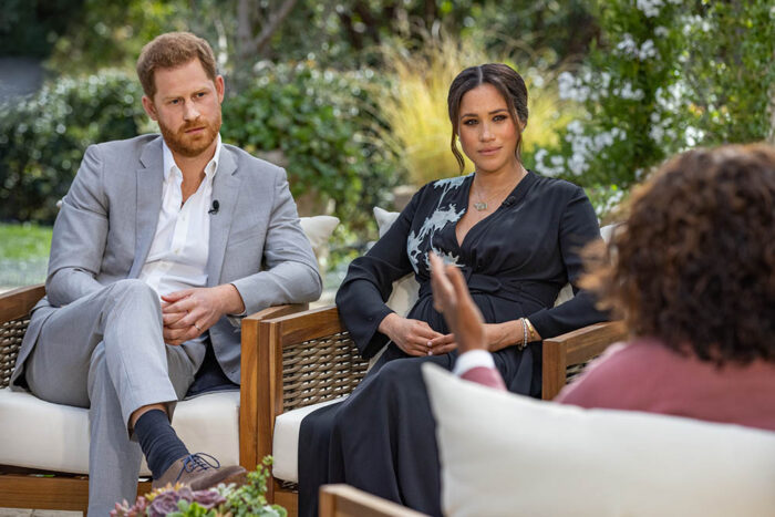 ITV to air Oprah with Meghan and Harry on UK TV this Monday