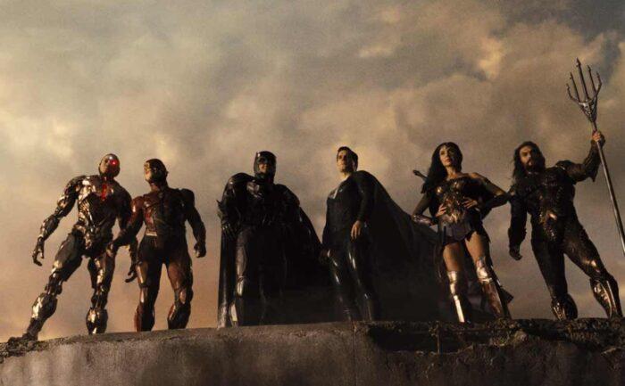 Zack Snyder's Justice League gets exclusive Sky Cinema release in UK