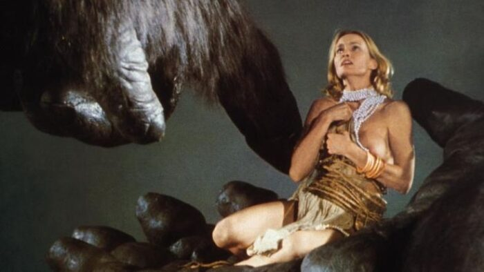 VOD film review: King Kong (1976)