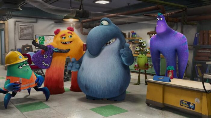 First look Disney+ TV review: Monsters at Work