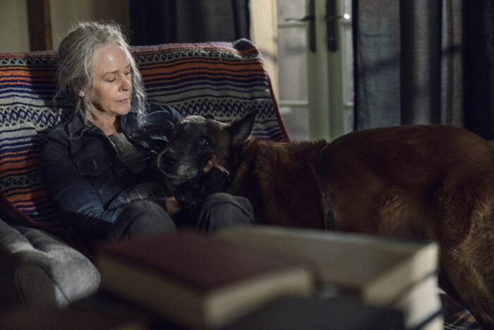 UK TV review: The Walking Dead Season 10, Episode 21 (Diverged)