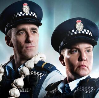 First look UK TV review: Wellington Paranormal