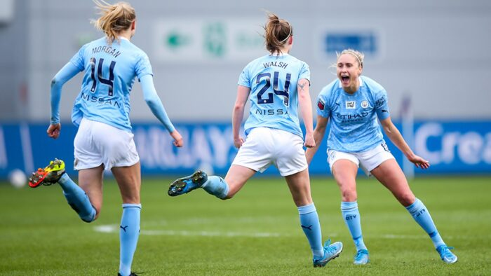 BBC and Sky score Women's Super League rights