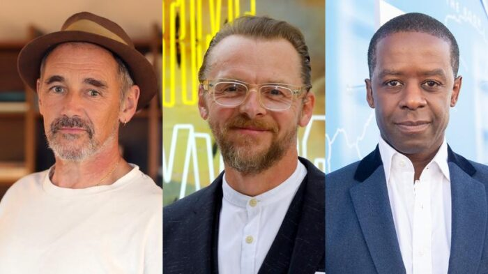 Mark Rylance, Simon Pegg, Adrian Lester to star in Channel 4's The Undeclared War