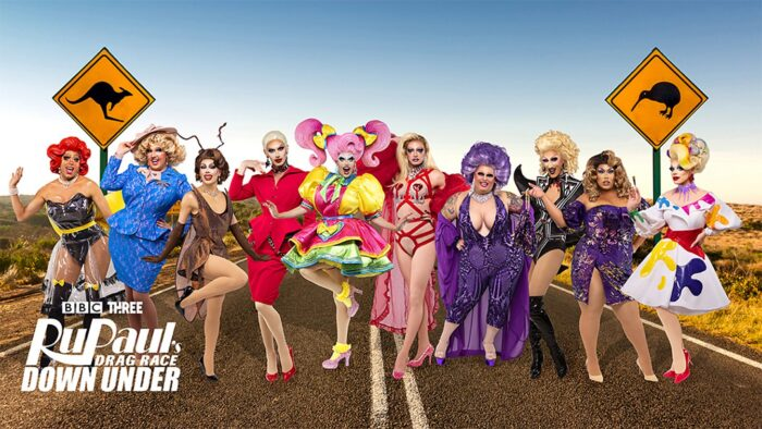 Shantay, G'day! RuPaul's Drag Race Down Under comes to BBC Three