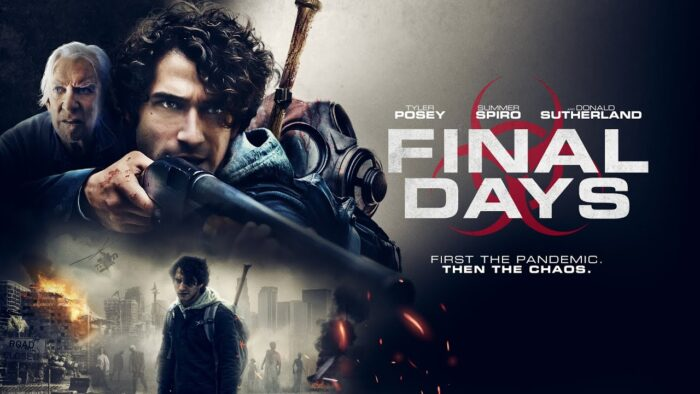 VOD film review: Final Days (Alone)