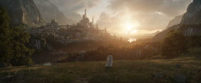 First look: Amazon's Lord of the Rings series set for September 2022 release