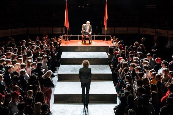 National Theatre at Home review: Julius Caesar (Bridge Theatre)