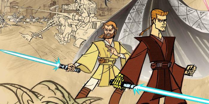 Genndy Tartakovsky's Clone Wars: Looking back at the underrated Star Wars gem