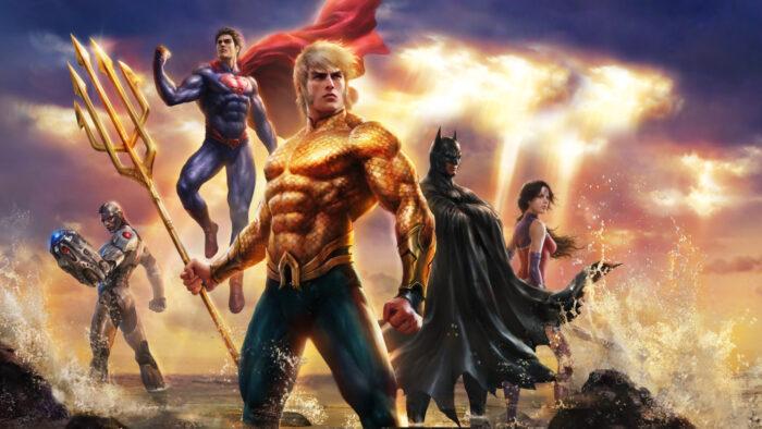 Superhero Sundays: Justice League: Throne of Atlantis (2015)