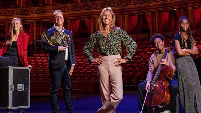 BBC unveils Proms 2021 line-up