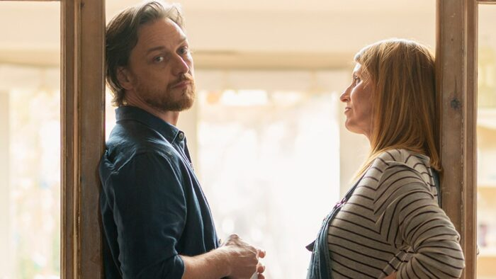 Together: James McAvoy and Sharon Horgan to star in BBC pandemic drama