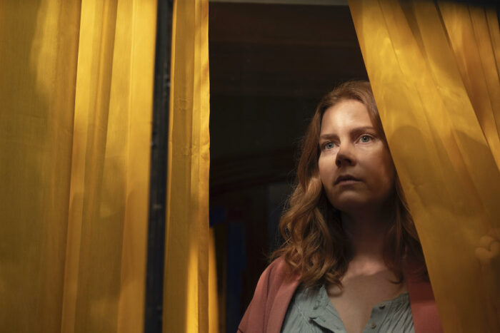 Netflix UK film review: The Woman in the Window (2021)