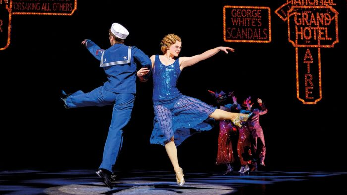 Digital theatre review: 42nd Street (2018)