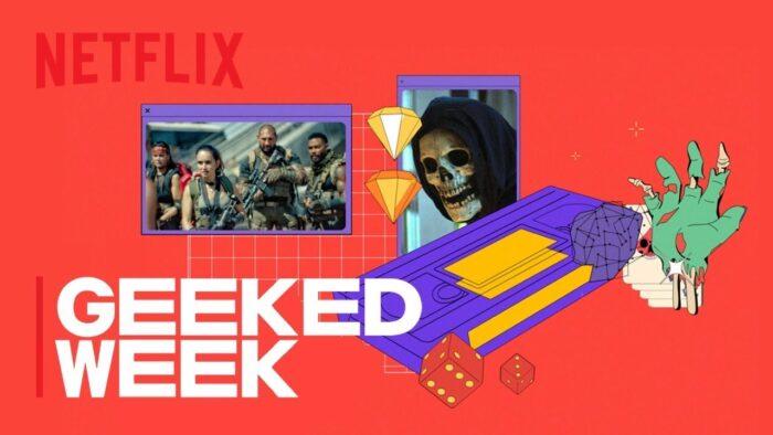 Geeked Week: Netflix hosts online fan event