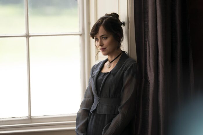 First look: Dakota Johnson, Henry Golding, Cosmo Jarvis in Netflix's Persuasion
