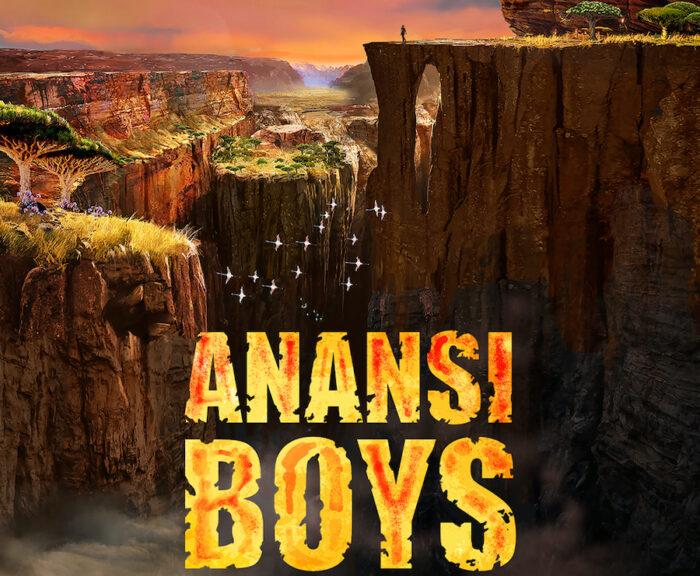 Amazon orders Anansi Boys TV series