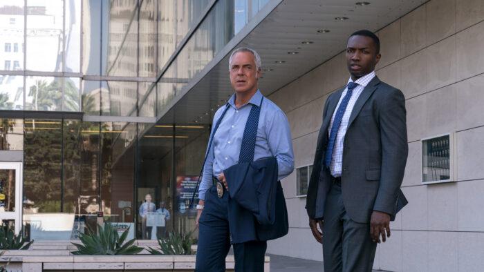 Amazon UK TV review: Bosch Season 7