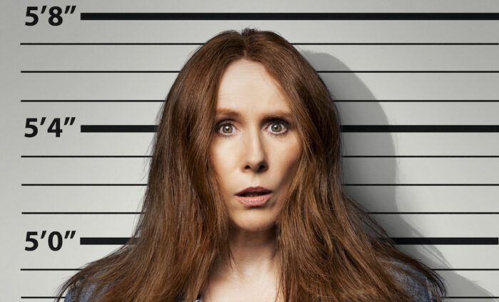 Netflix orders Hard Cell from Catherine Tate