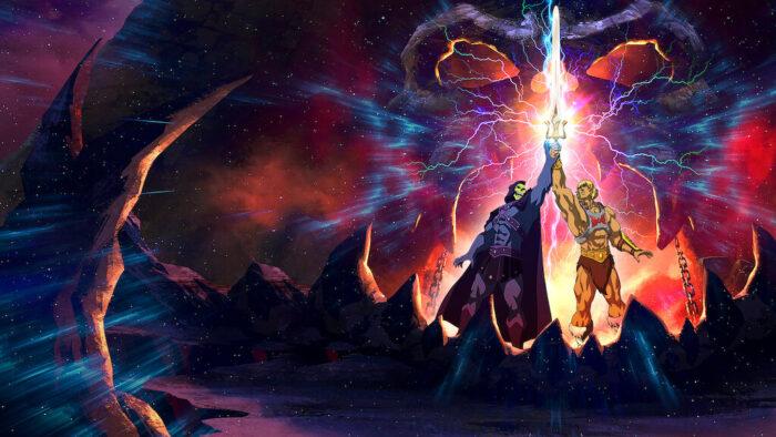 Netflix UK TV review: Masters of the Universe: Revelation