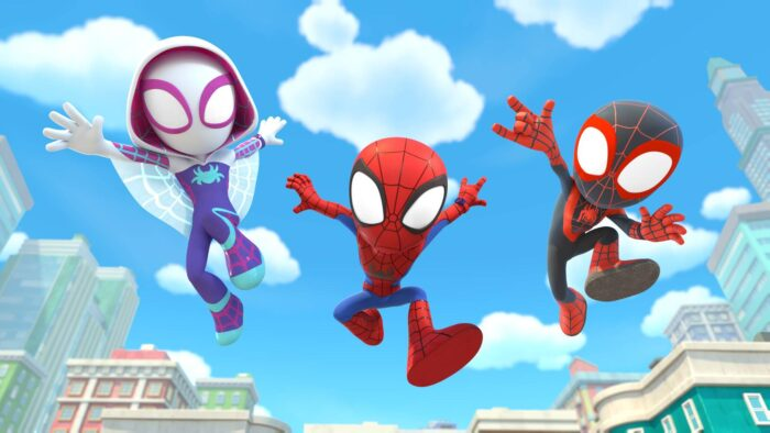 Disney+ UK TV review: Meet Spidey and His Amazing Friends