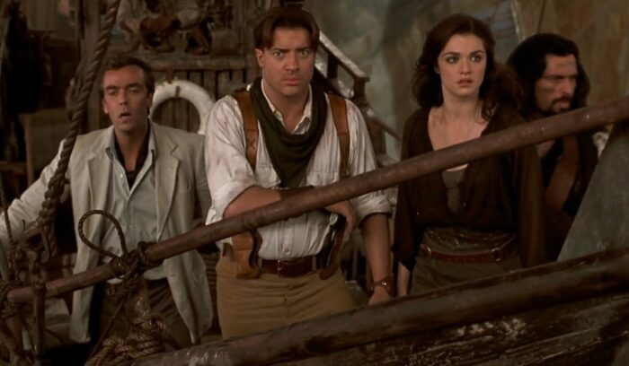 VOD film review: The Mummy Returns